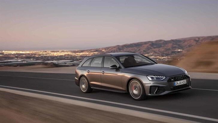 Audi, A4 ed e-tron: l'evoluzione dell'optional