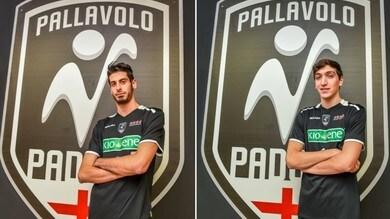 Canella e Fusaro sono i nuovi centrali di Padova