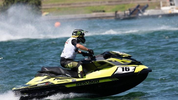 Moto d'Acqua, il campionato a Milano
