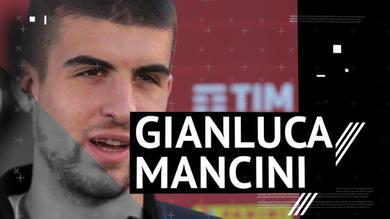 Colpo Roma, Gianluca Mancini