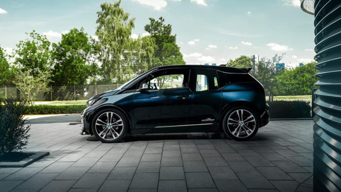 BMW i3, le foto con il tuning di Schnitzer