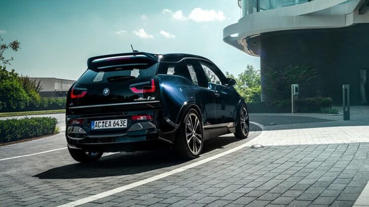 BMW i3 con Schnitzer, assetto e stile personalizzato