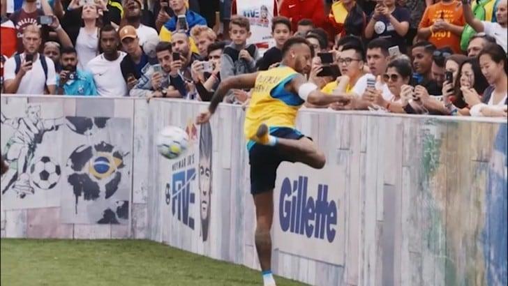 Dalla Spagna, possibile inserimento della Juve per Neymar