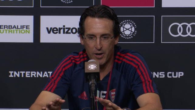 """Arsenal, Emery: """"Ceballos è uno forte"""""""