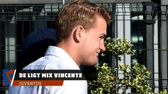 Juventus, De Ligt è un mix di Nedved e Ibra