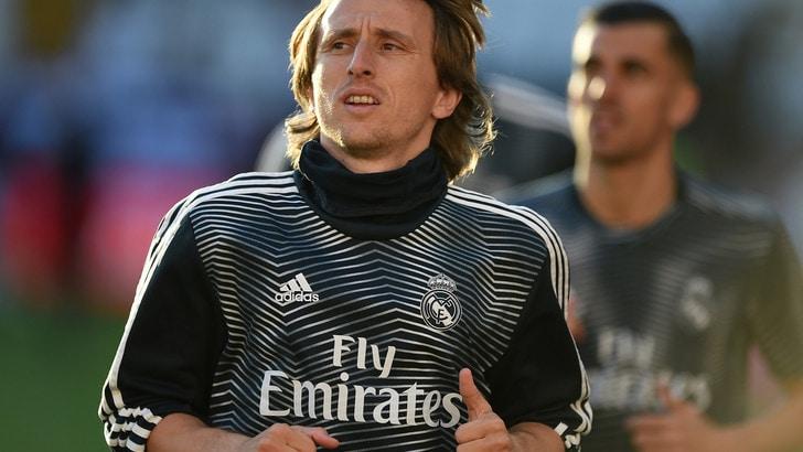 Niente Milan per Modric: vuole rimanere al Real Madrid