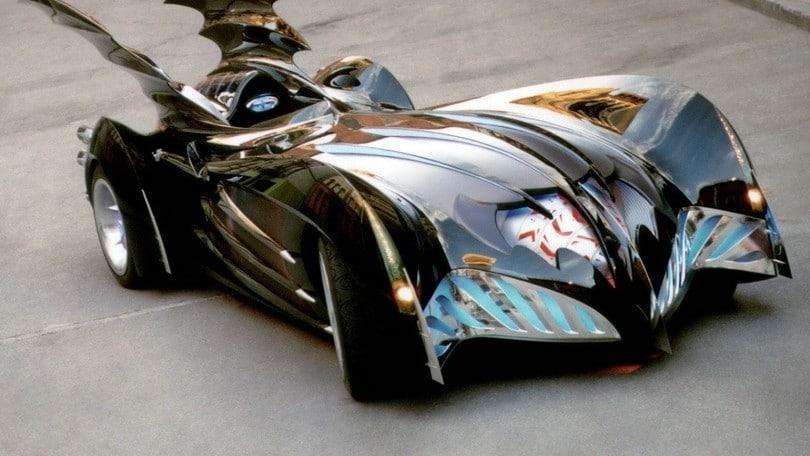 Batmobile, gli 80 anni dell'auto di Bruce Wayne