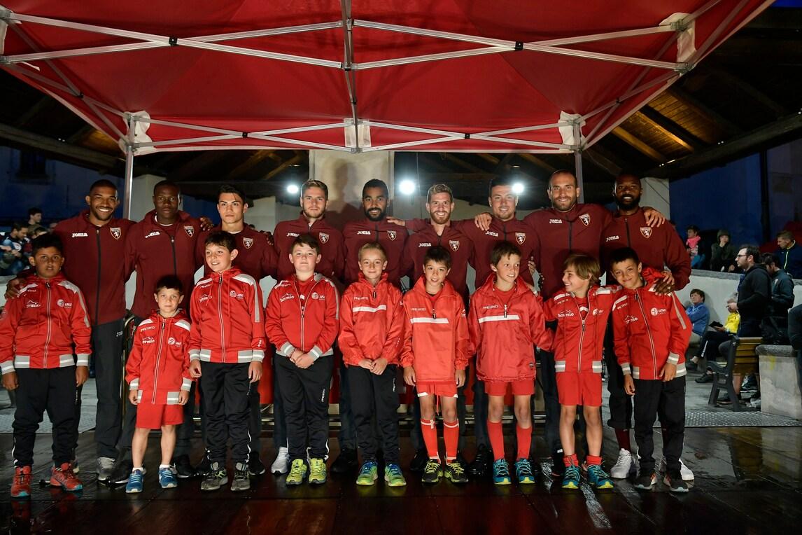 Torino, festa a Bormio: la presentazione ufficiale della squadra