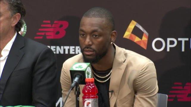 "Walker: ""A Boston grazie a Michael Jordan"""