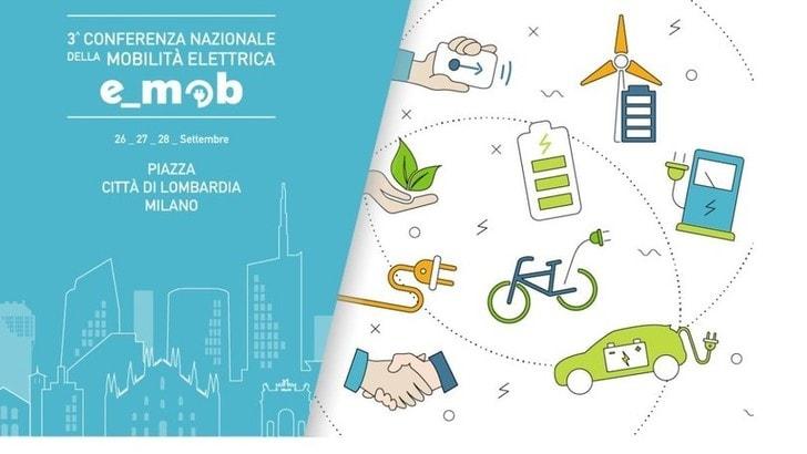 Festival e-Mobility: dal 26 al 28 settembre, terza edizione a Milano