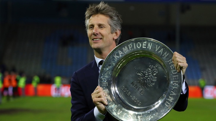 """Van der Sar a De Ligt: """"Dall'Ajax alla Juventus, conosco la strada!"""""""