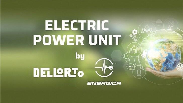 Energica e Dell'Orto, intesa per Power Unit