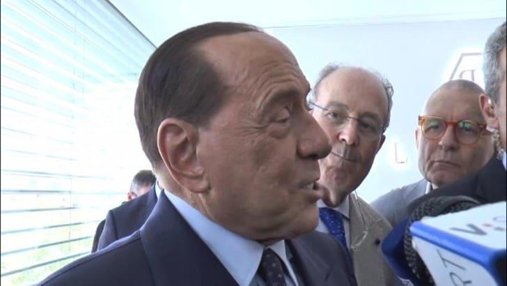 """Berlusconi: """"Contrario all'abbattimento di San Siro"""""""