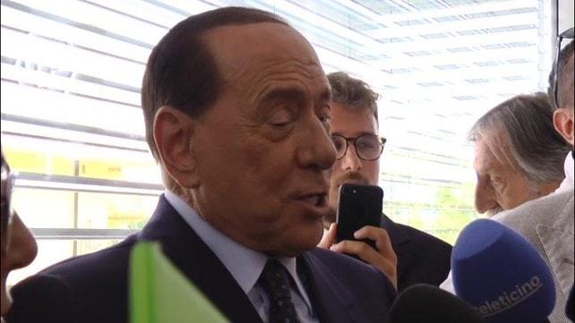 """Berlusconi: """"Suso il giocatore più forte del Milan"""""""