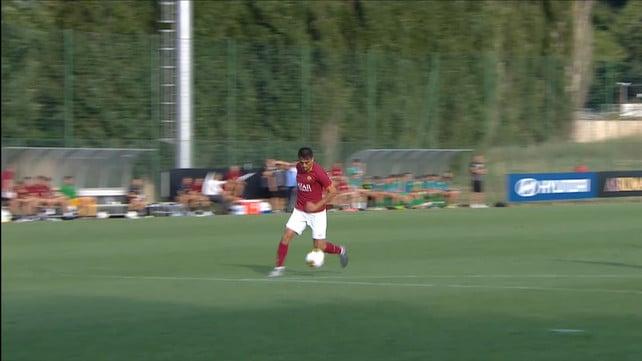 Roma-Tor Sapienza: valanga di gol giallorossi