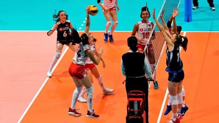 Europei U16: L'Italia perde con la Turchia, in semifinale incontrerà la Russia