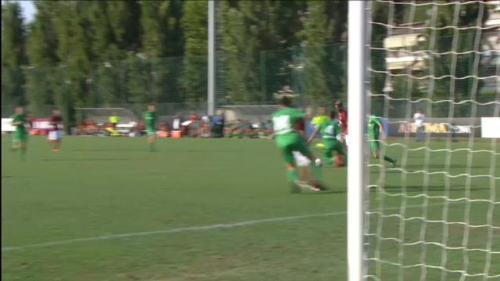 Roma-Tor Sapienza 12-0: gli highlights