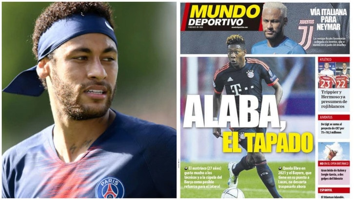 "Mundo Deportivo: ""Neymar-Juve, ci sarà un incontro"""