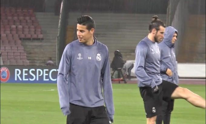 Real Madrid, per James Rodriguez ci vogliono 50 milioni