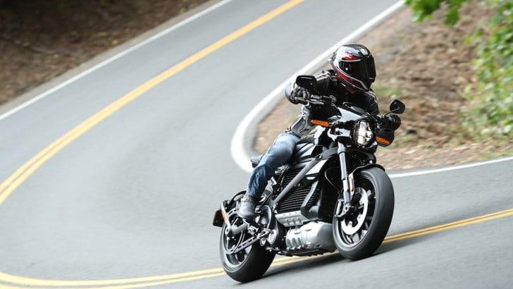 Harley-Davidson LiveWire, la prova: una moto che punta in alto