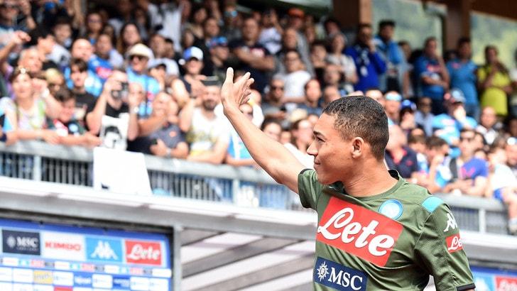 Napoli, ufficiale: Vinicius ceduto al Benfica