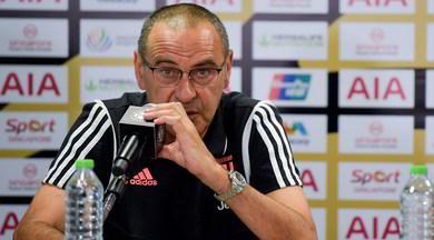 """Sarri: """"Pogba è un giocatore che mi piace, ma è dello United"""""""