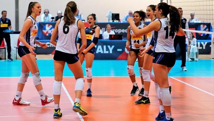 Europei U16: l'Italia vince con la Russia e vola in finale