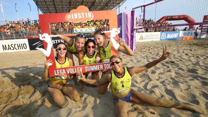 Summer Tour: Brescia si laurea Campione d'Italia