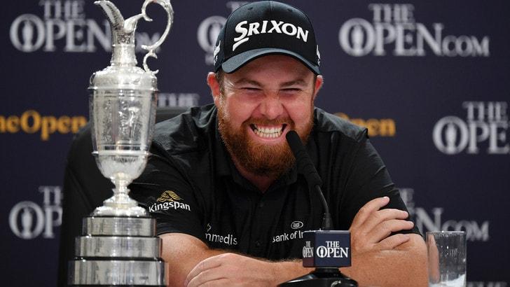 Open Championship, trionfo di Shane Lowry che diventa Champion Golfer of the Year