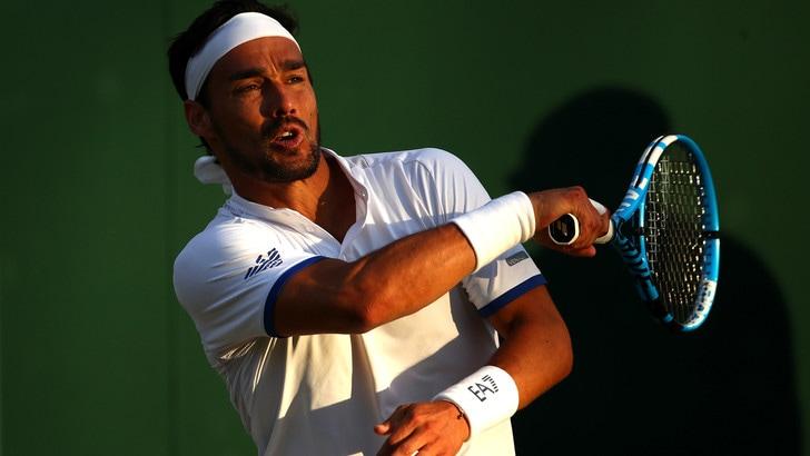 Ranking Atp: Fognini perde una posizione, Djokovic ancora primo