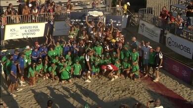 Beach volley, Dal Molin-Ingrosso e Galazzo-Meniconi vincono a Cirò Marina
