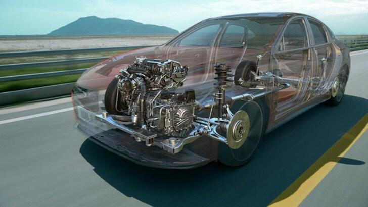 Turbo benzina, nuova vita con la tecnologia Hyundai CVVD