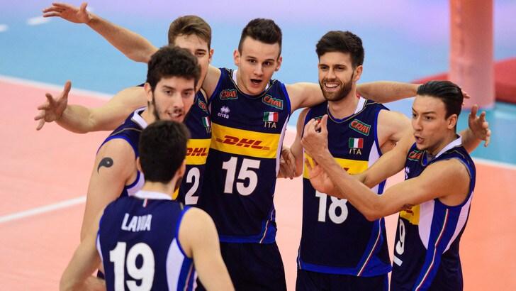 Mondiali U21: l'Italia vince con l'Iran ed è a una passo dalla semifinale