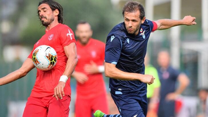 Lazio, Lulic: