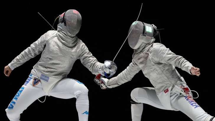 Mondiali, l'Italia chiude con il bronzo nel fioretto maschile: zero medaglie d'oro