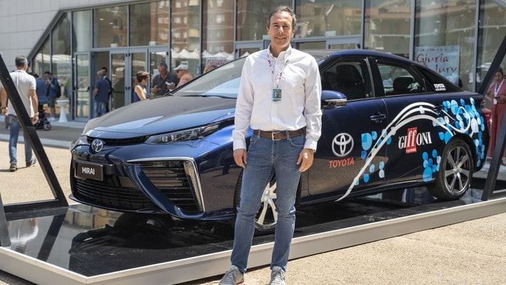 Toyota protagonista al Giffoni Film Festival con Rav4 e Corolla