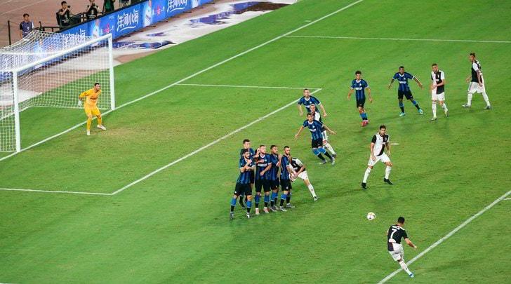 Cristiano Ronaldo, il gol dell'1-1 era da annullare: ecco perché