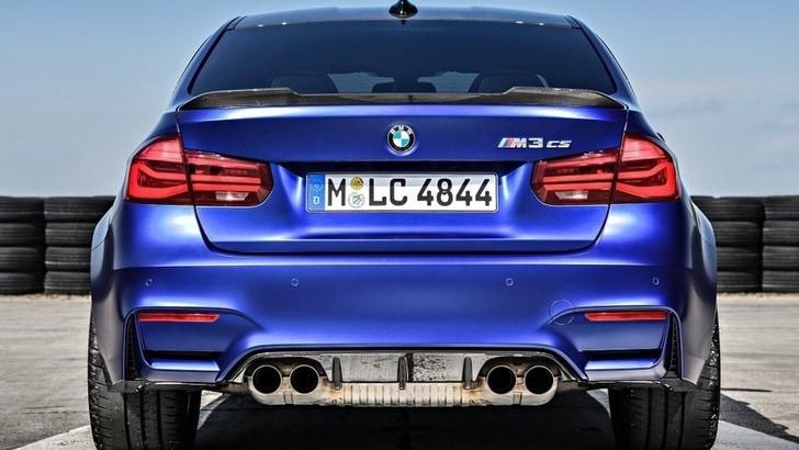 BMW M3, una foto potrebbe aver svelato dei dettagli