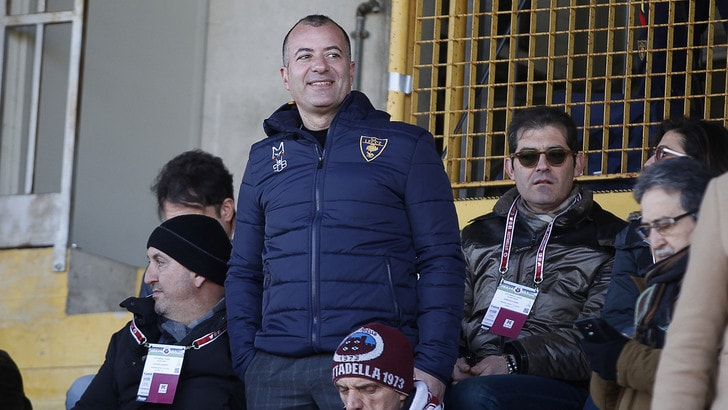 Lecce, Sticchi Damiani:
