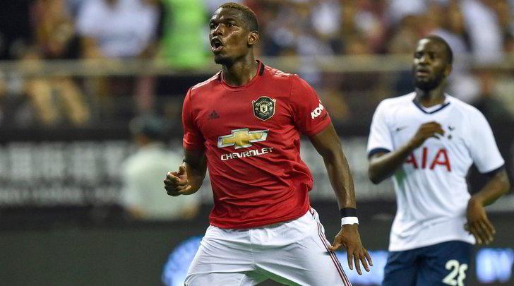 United-Milinkovic sblocca Pogba: ora è Juve-Real