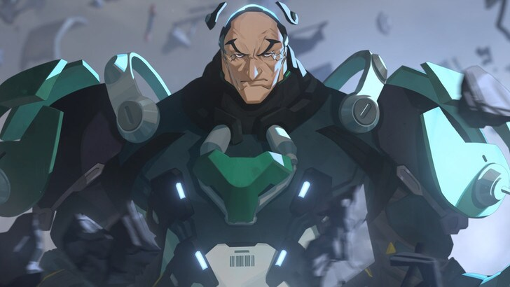 Overwatch: arriva Sigma, il trentunesimo Eroe