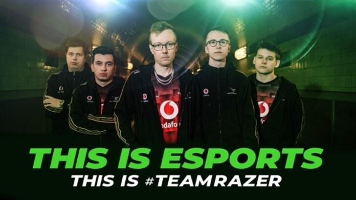 Nuova partnership per Razer: trovato l'accordo con i Mousesports
