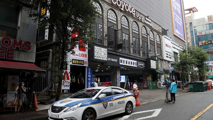 Gwangju: crolla balconata in discoteca, feriti alcuni atleti