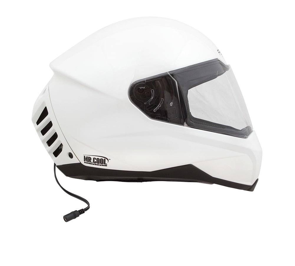 Feher ACH-1, il casco con l'aria condizionata - gli scatti