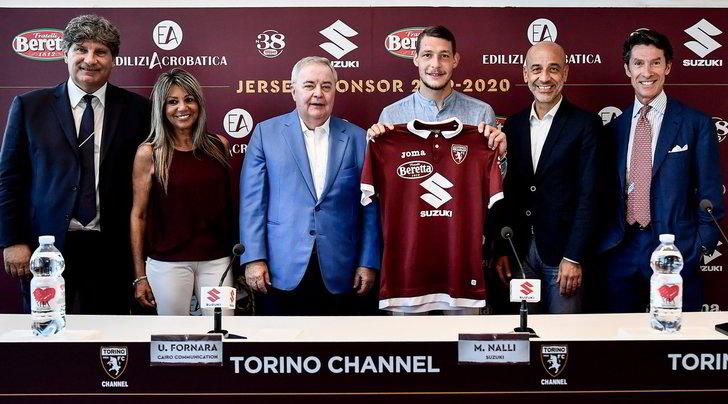 """Belotti: """"Il Torino è una famiglia, orgoglioso di esserne il capitano"""""""