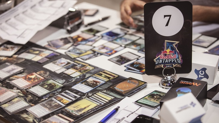 Red Bull Untapped: a Londra la finale del torneo di Magic: The Gathering