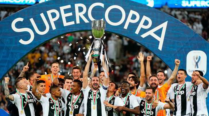 Supercoppa, Juve-Lazio si giocherà il 22 dicembre in Arabia Saudita: dove vederla in tv