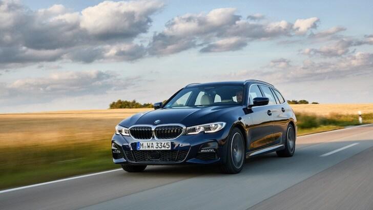 Test drive, ecco la nuova BMW Serie 3 Touring