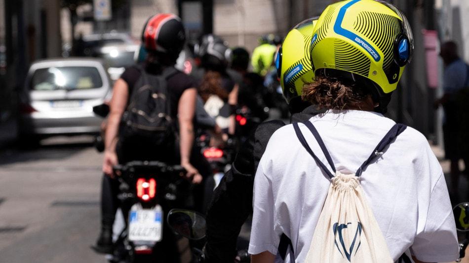 La Sicilia in moto con V Helmets