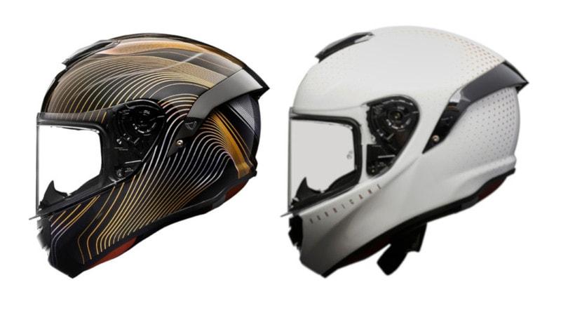 Non solo sicurezza, i riders moderni cercano le grafiche inedite di V Helmets